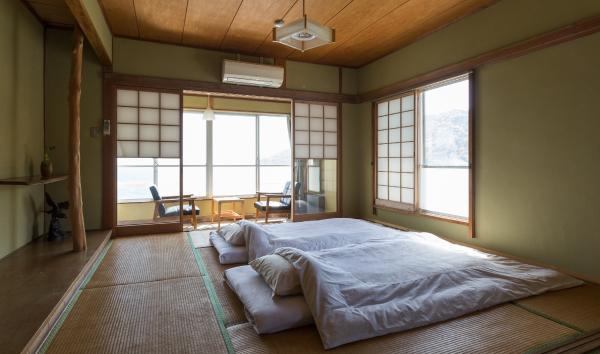 桂ヶ浜荘のお部屋